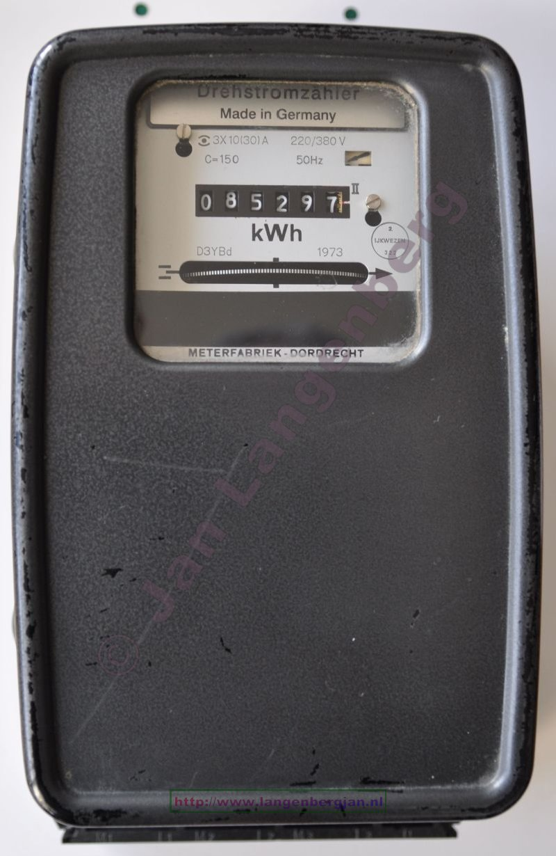 Electricity Meter: Kwh Electricity Meter