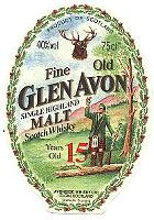 Glen Avon Single Highland Malt