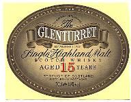 Glenturret 15 years