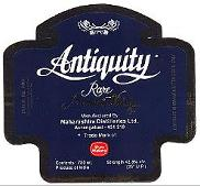 Label Antiquity