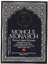 Label Moghul Monarch